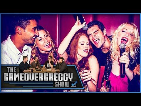 Karaoke - The GameOverGreggy Show Ep. 116 (Pt. 2)