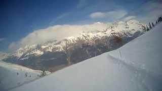 Du col du Mont Cenis jusqu'à Lanslebourg Thumbnail