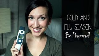Preparing for Cold & Flu Season