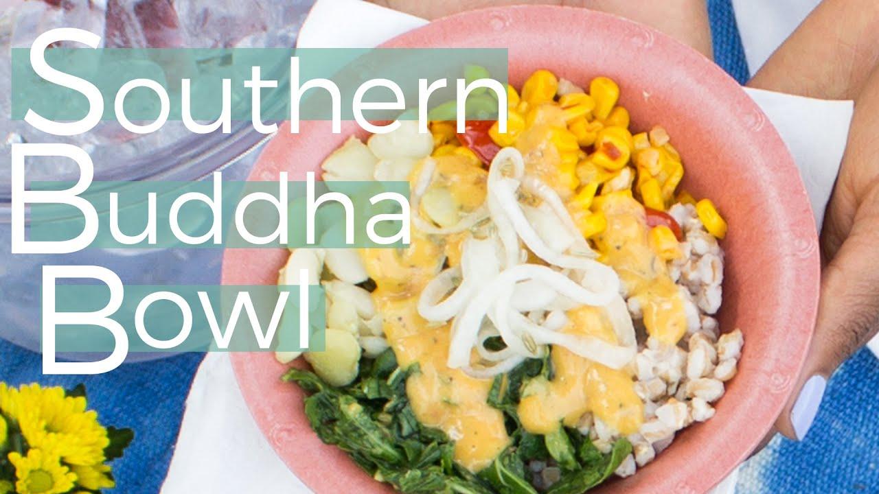 Southern Vegan Buddha Bowl