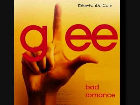 Bad Romance Songtext von Glee Cast Lyrics