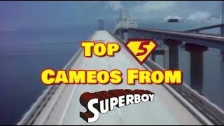 Top 5 Cameos From Superboy