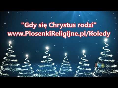 Gdy się Chrystus rodzi - Cudowna Kolęda!