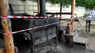 Полевая кухня ПК 130(, 2015-06-17T10:06:41.000Z)