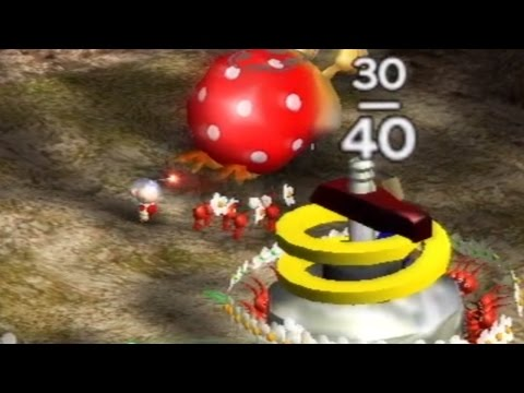 Pikmin [Episode 2] [Day 2] [The Forest of Hope] [Part 1]