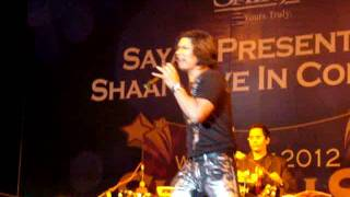 Download Shaan Live at Sayaji(Pune) New year 2012 - One Love MP3 song and Music Video
