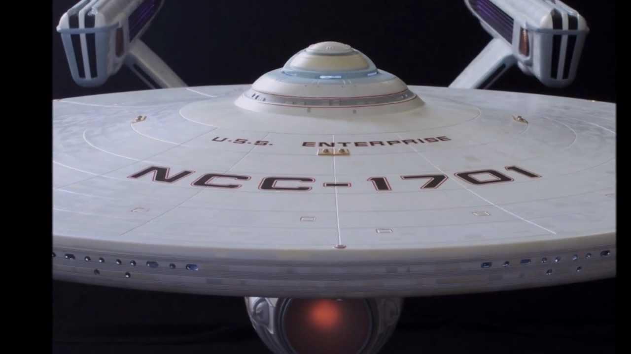 Uss Enterprise Ncc 1701 Refit