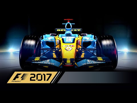 F1 2017 Classic Car Reveal - 2006 Renault R26 [UK]