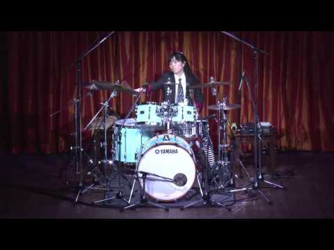 Yamaha Drums Sound Comparison / Performed by Senri Kawaguchi (Ensamble)