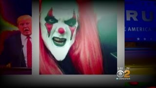 Clown Fears And Kids