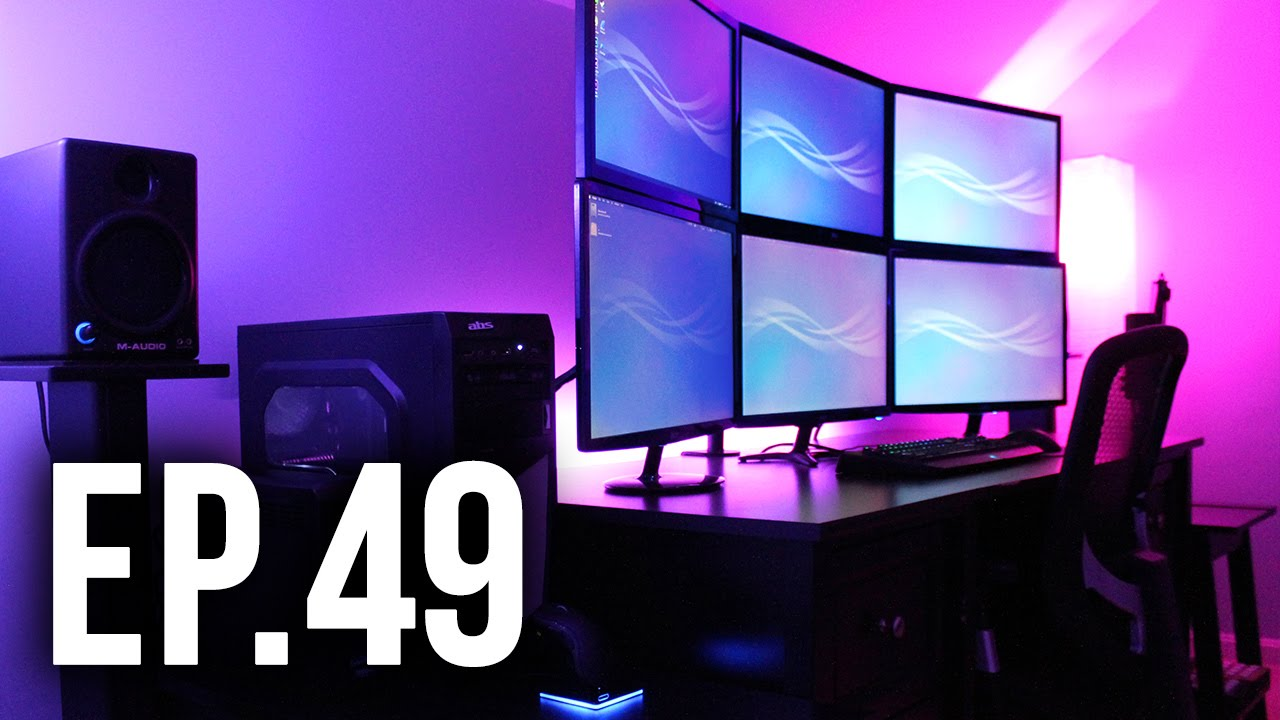Room Tour Project 49 Best Gaming And Desk Setups Ft