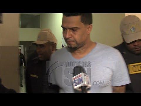 Fiscal interroga a acusado de asesinar coronel en Baní - Noticias SIN
