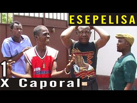 X Caporal Vol 1  - Eti Kimbukusu Né Pour Vaincre - Theatre Esepelisa - Esepelisa