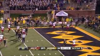 Missouri Football Ultimate 2013-2014 Highlights |HD|