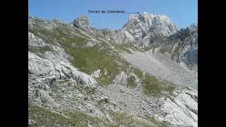 PICOS DE EUROPA  MACIZO OCCIDENTAL