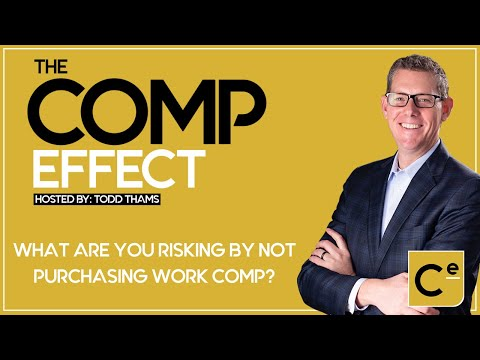 What Are You Risking by Not Purchasing Work Comp?