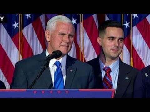 Mike Pence: The American people have spoken