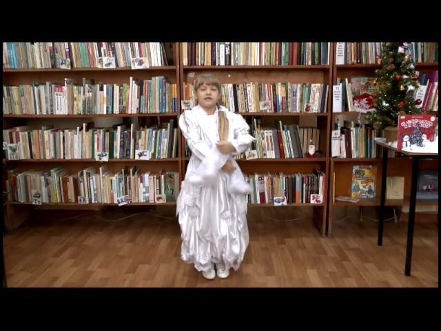 Изображение предпросмотра прочтения – АннаКамнева читает произведение «Пороша (Еду. Тихо. Слышны звоны…)» С.А.Есенина
