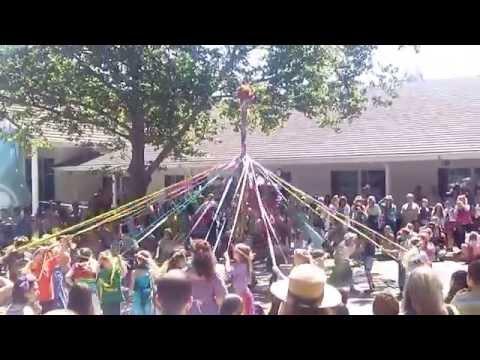 Blue Oak Charter School Waldorf May Faire 2014 Chico CA
