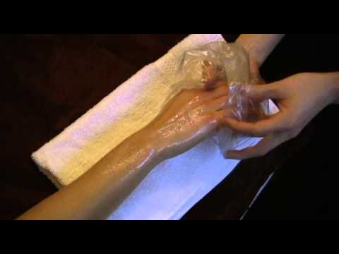 EcoFin Warm Hand Treatment