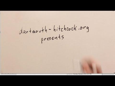 Dartmouth-Hitchcock Web Transformation