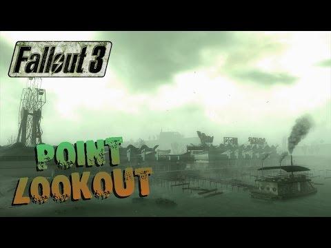 Fallout 3 (35) DLC Point lookout. Местные нравы.