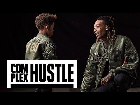 Wiz Khalifa & Junk Food Clothing Launch Father-Son Line
