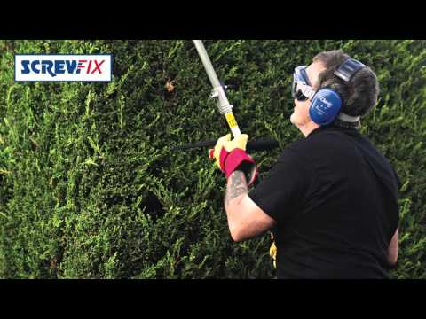 TITAN TTL488GDO 1.07HP 25CC BENT SHAFT PETROL 2-IN-1 GRASS & HEDGE TRIMMER | Screwfic