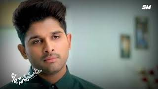 Son of Satyamurthy bgm ringtone | Allu Arjun bgm ringtone status hits | Stylish madhu