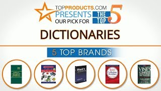 Best Dictionary Reviews 2017 – How to Choose the Best Dictionary