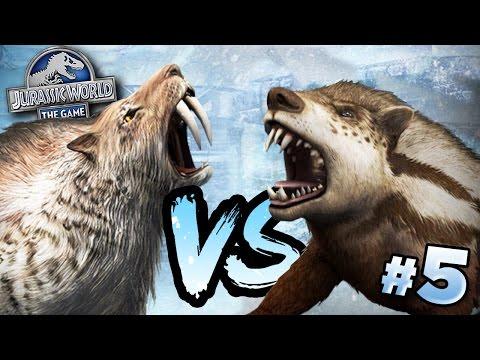 ICE AGE BATTLE!!! || Jurassic World - Cenozoic Series - Ep5 HD