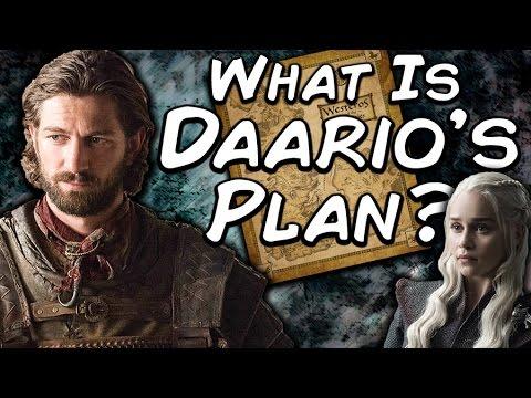 What Is Daario's Plan? (Game of Thrones)
