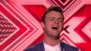 Conor Mc Ginty - Say Something (Full) | Auditions Week 2 | The X Factor UK 2016