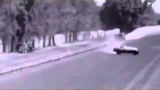 Vintage Car Racing  - Crash Compilation