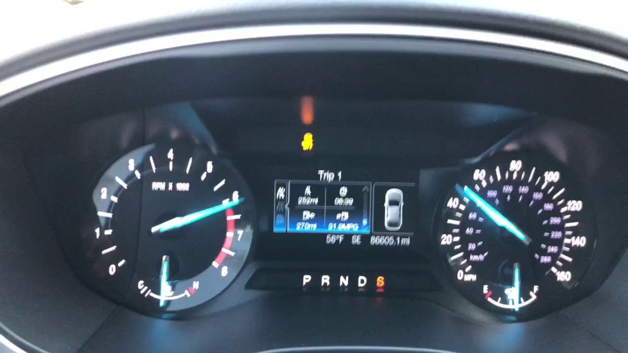 Ford Fusion 1 5 Ecoboost 0 To 60