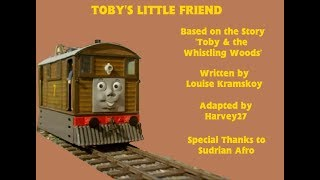 Thomas and Friends Audio Story 33 - Toby's Little Friend