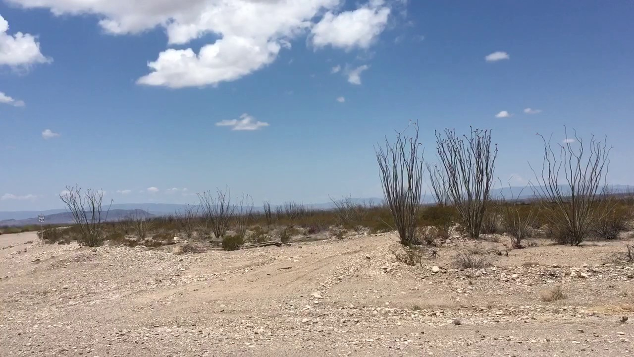 Awesome Big Bend Ranch State Park: Casa Piedra Rd