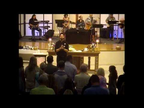 8/13/17 Complete Service:  Blessing of the Backpacks, Holy Baptism, Feast of St Mary