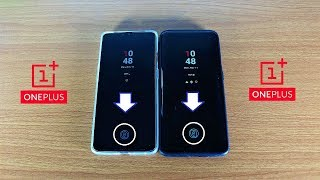 OnePlus 7T Vs OnePlus 7 Pro Fingerprint Speed Test