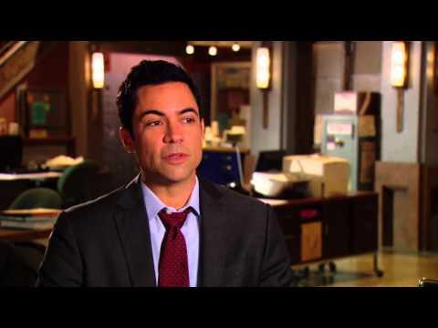 Law & Order: SVU: Danny Pino Season 15 Episode 12 On Set Interview