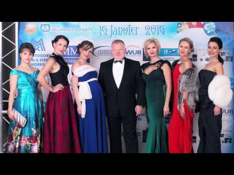 Russian Charity Ball In Luxembourg
