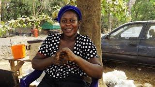 Meet graduate who prefers frying, selling Akara to white-collar job