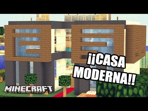 Minecraft top 5 39 casas bajo el agua 39 episodio 3 doovi for Casas modernas para minecraft