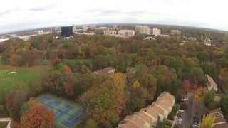 Rescue Reston National Golf Course Aerial View