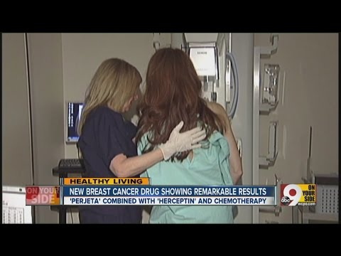 Healthy Living: New breast cancer drug
