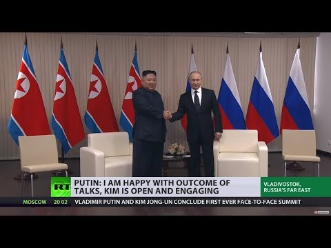 Putin: N. Korea 'interested in denuclearization, needs guarantees of security & sovereignty'