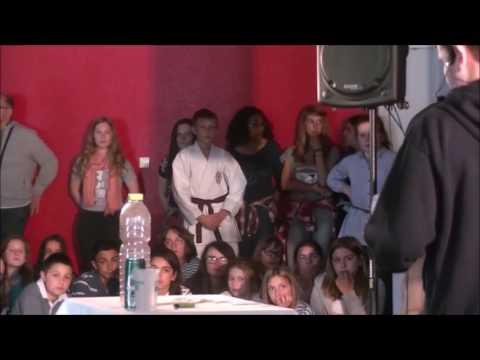 « Apprends-Moi QUI Tu Es » - 2016 - Collège F. Rabelais (Hénin-Beaumont)