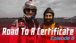 """Road to """"A Cert."""" Ep 8 - Red Bull Air Force"""