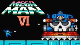 Mega Man 6: прохождение Megaman 6 (NES, Famicom, Dendy)