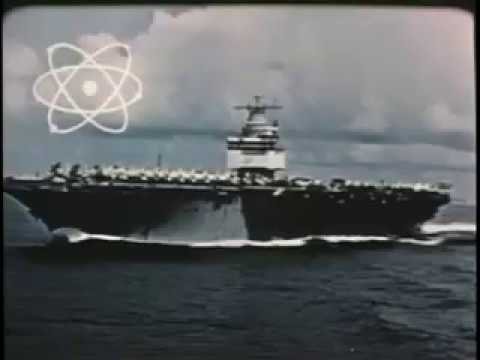 Military Ships - The Nuclear Navy (US Navy film)
